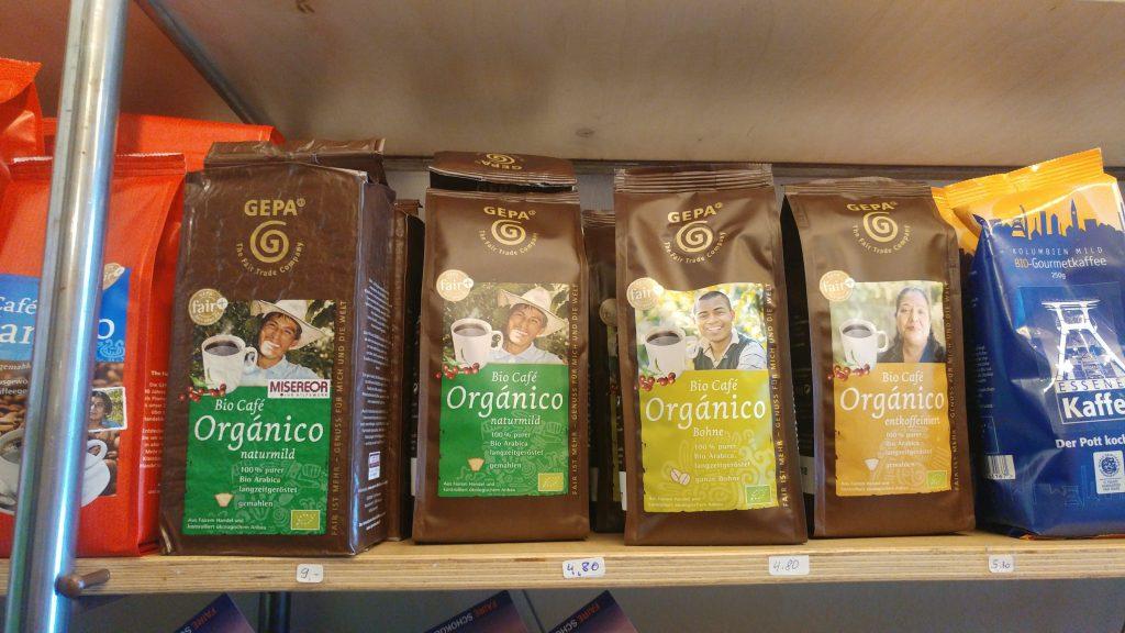 Der Café Orgánico der gepa - Gewinner des Nachhaltigkeitspreises 2017